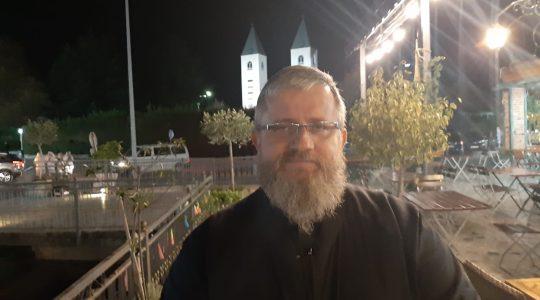 Ksiądz Jarek zaprasza na transmisję z Medjugorie (31.10.2019)