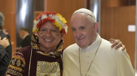 Synod dla Amazonii nadal obraduje (Vatican Service News- 17.10.2019)