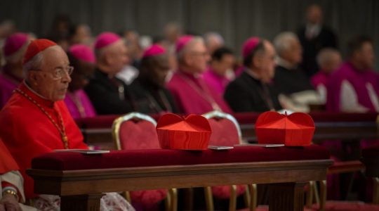Nowi kardynałowie w Kościele (Vatican Service News - 06.10.2019)