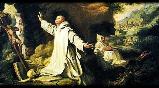Święty Brunon Kartuz, opat (6.10.2019)