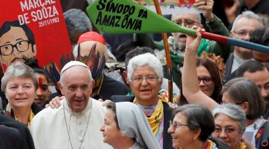 Trwają modlitwy i obrady Synodu dla Amazonii (Vatican Service News - 08.10.2019)
