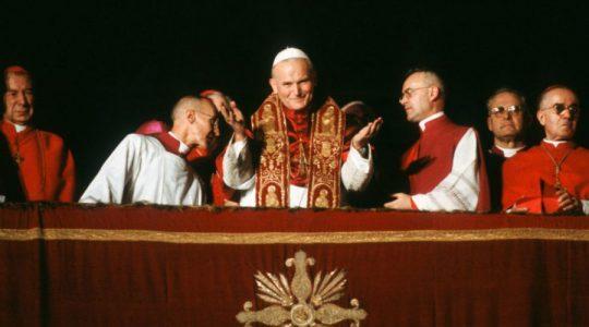 Dziś 41 rocznica wyboru Jana Pawła II (16.10.2019)