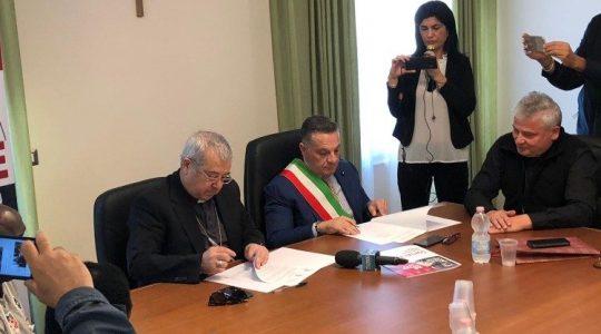 A z nich największa jest miłość - rozwiązany problem uchodźców w Apuglii (Vatican Service News - 31.10.2019)