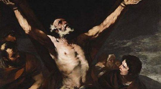 Święty Andrzej, Apostoł (30.11.2019)
