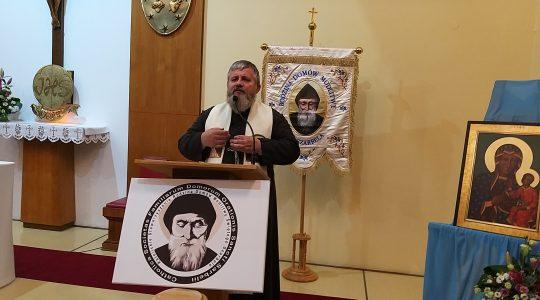 Świadectwa i modlitwa przez wstawiennictwo św. Charbela (23.02.2020)