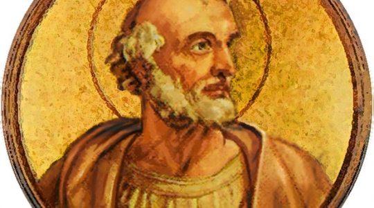 Święty Leon Wielki, papież i doktor Kościoła (10.11.2019)