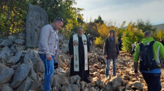 Modlitwa na Górze Objawień  (2.11.2019)