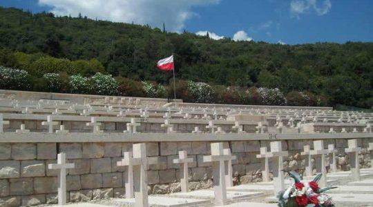 Dziś na Monte Cassino   (11.11.2019)