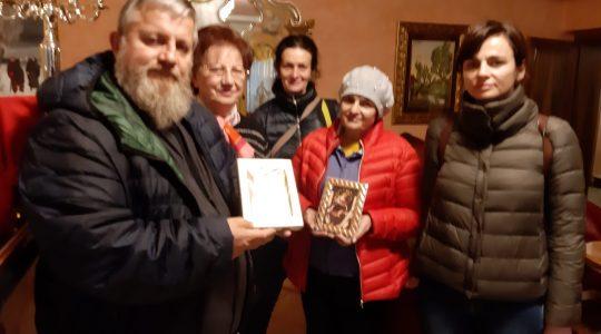 Spotkanie pielgrzymów z Łodzi w  Castelnuovo del Garda  (16.11. 2019)