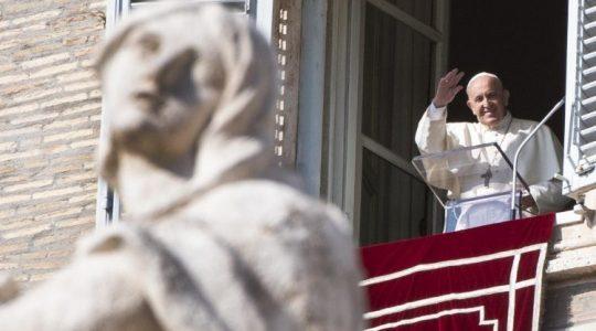 Anioł Pański w uroczystość Wszystkich Świętych (Vatican Service News - 01.11.2019)