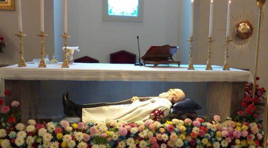 Dziś w Pompejach można ucałować obraz Matki Bożej   (13.11.2019)