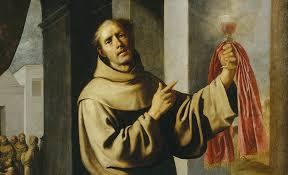 Święty Jakub z Marchii, prezbiter (28.11.2019)