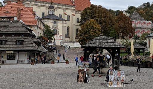 Najstarsze organy w Polsce grają w Kazimierzu nad Wisłą (7.11.2019)