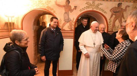 Noclegownia przy Watykanie(Vatican Service News - 16.11.2019)
