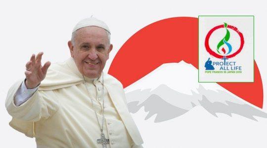 Ogromne zainteresowanie papieską Pielgrzymką do Japonii (Vatican Service News -04.11.2019)
