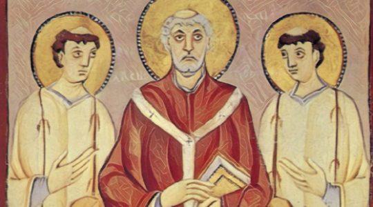 Święty Willibrord, biskup (7.11.2019)