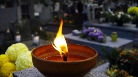 Wspomnienie wszystkich wiernych zmarłych (2.11.2019)
