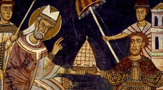 Święty Sylwester I, papież (31.12.2019)