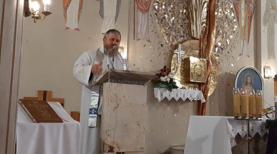 Kazanie w uroczystość Niepokalanego Poczęcia Najświętszej Maryi Panny.(09.12.2019)
