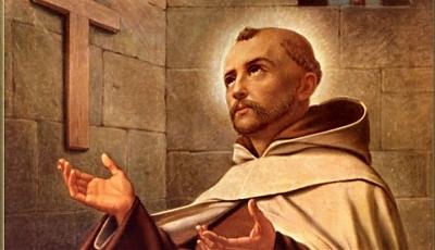 Święty Jan od Krzyża, prezbiter i doktor Kościoła (14.12.2019)