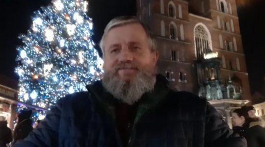 Pozdrowienia z Krakowa  (6.12. 2019)