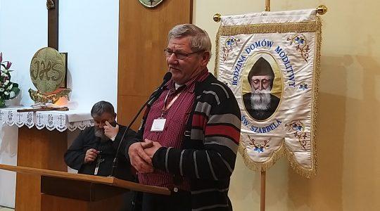Świadectwo pana Ryszarda  (13.12.2019)