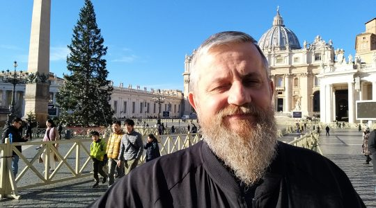 Transmisja z Rzymu-Koronka do Bożego Miłosierdzia (24.12.2019)