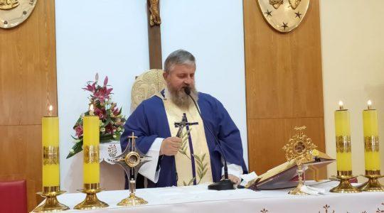 Transmisja z Mszy Świętej kończącej rekolekcje w Częstochowie (1.12.2019)