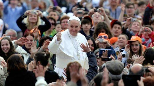 Pozdrowienia Papieża dla Polaków(Vatican Service News - 04.12.2019)