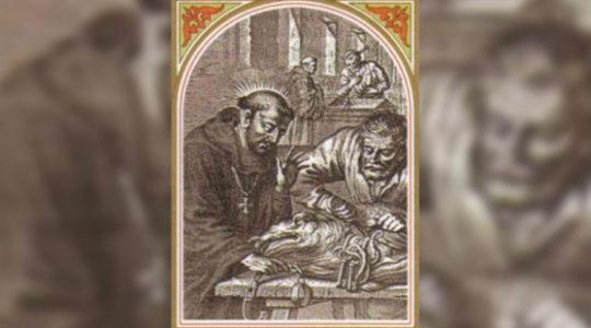 Święty Egwin, biskup (30.12.2019)