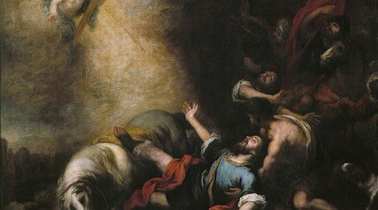 Nawrócenie św. Pawła, Apostoła (25.01.2020)