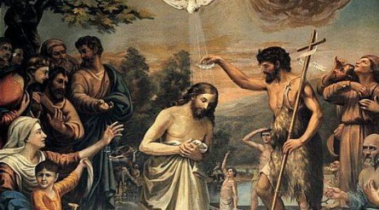 Chrzest Pański (12.01.2020)