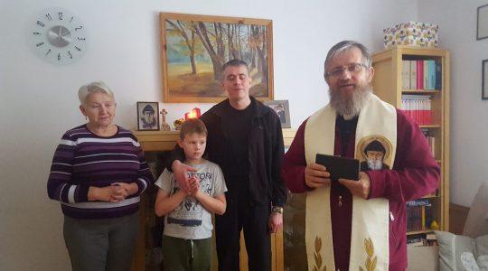 Śp. Ireneusza żegnał tłum bliskich i przyjaciół  (18.01.2020)