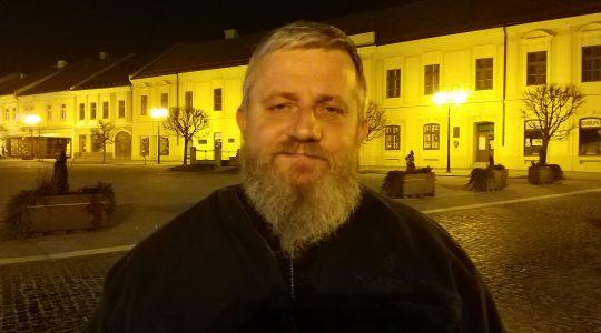 Ks. Jarosław znów w Rożnawie (05.01.2020)