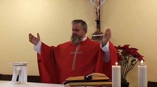 W dniu  św. Agnieszki  (21.01.2020)