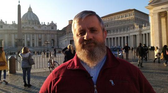 Informacje z Placu Świętego Piotra w Rzymie (23.01.2020)