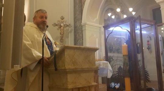 Kazanie w kościele św. Marka  (17.01.2020)