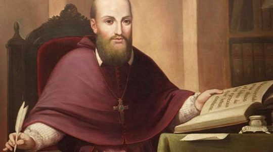 Święty Franciszek Salezy, biskup i doktor Kościoła (24.01.2020)