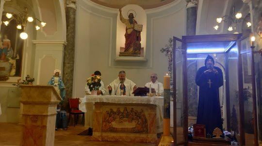 Pierwsze w tym roku spotkanie w Gragnano  (17.01.2020)