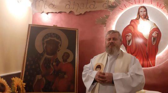 Padre Jarek apostolo dell'Amore - Testimonianza (06.02.2020)