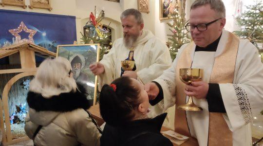 Eucharystia w intencji śp. Ireneusza  (13.01.2020)
