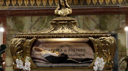 Święta Aniela z Foligno, zakonnica (04.01.2020)