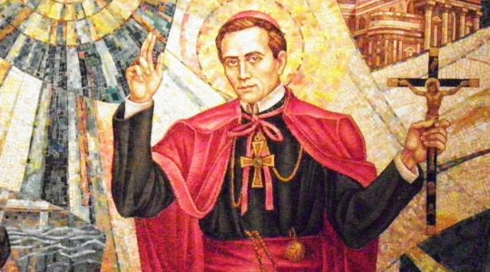 Święty Jan Nepomucen Neumann, biskup (05.01.2020)
