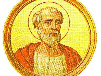 Święty Marceli I, papież i męczennik (16.01.2020)