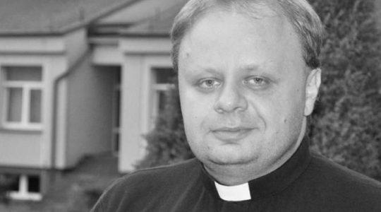 Tragiczna śmierć Rektora Wyższego Seminarium Duchownego w Koszalinie(Vatican Service News - 14.01.2020)
