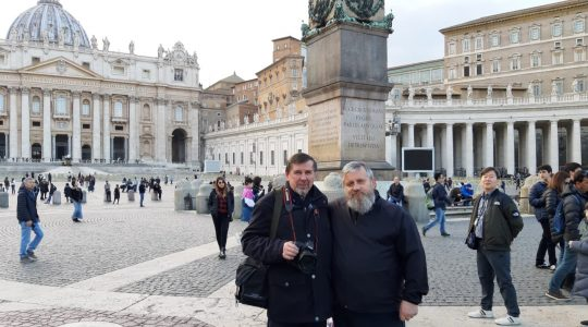 Rozmowa z Grzegorzem Gałązką - papieskim fotoreporterem  (29. 01. 2020)