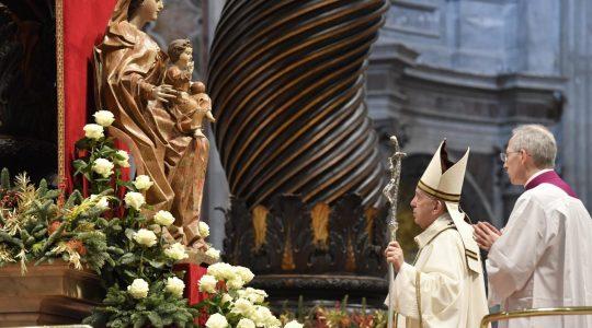 Boga poznajemy na kolanach (Vatican Service News - 06.01.2020)