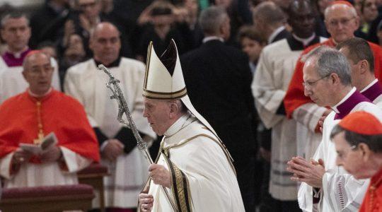 Wspólna modlitwa na zakończenie Tygodnia Modlitw o Jedność Chrześcijan(Vatican Service News - 26.01.2020)