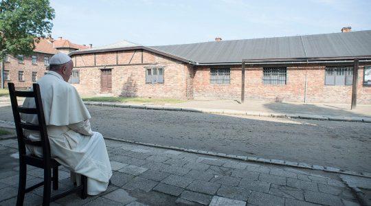 75 rocznica wyzwolenia obozu Auschitz-Birkenau(vatican Service News - 27.01.2020)