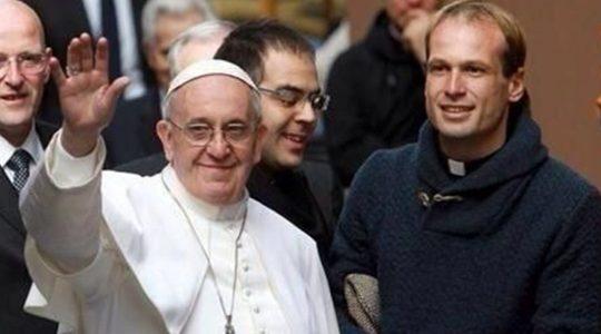 Nowy osobisty sekretarz Ojca Świętego Franciszka (Vatican Service News - 28.01.2020)